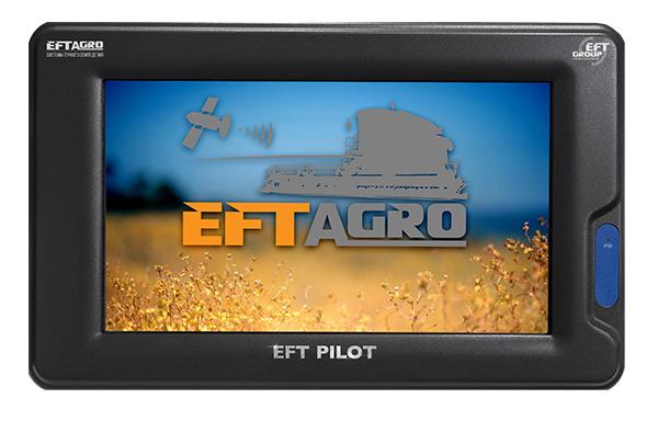 Агронавигатор EFT Pilot — ТрекКонтроль
